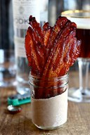 Easy Maple Candied Bacon!