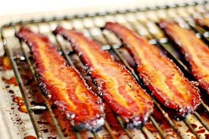Thick Cut Bacon!