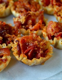 Maple Caramel Bacon Bites!