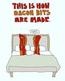 Makin Bacon!