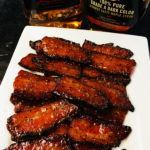 Maple Bourbon Candied Bacon!