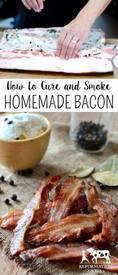 Homemade Bacon!