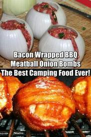 Bacon Wrapped Onion Bombs!