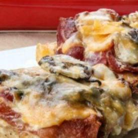 Bacon Mushroom Chicken!