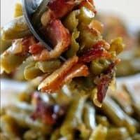 Bacon Green Beans!