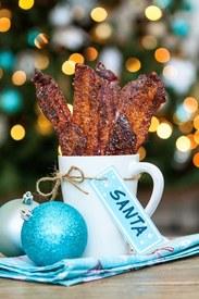 Bacon For Santa?