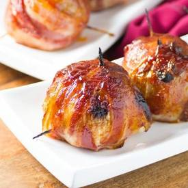Bbq Bacon Onion Bombs!