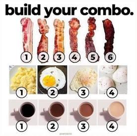 Build-a-breakfast!