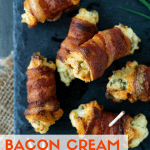 Bacon Cream Cheese Bites!