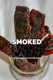 Smoked Bacon Candy!