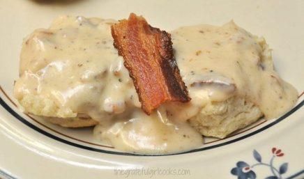 Southern Bacon Gravy!