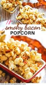 Smoky Bacon Popcorn!