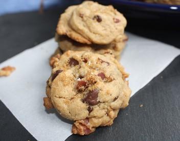 Maple Bacon Cookies!