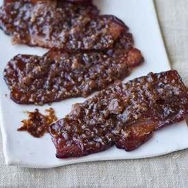 Caramelized Bacon!