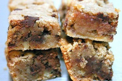 Today Is National Blonde Brownie Day!