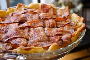 Bacon Apple Pie!