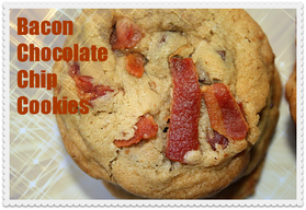 Bacon Chocolate Chip Cookies!