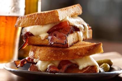 Bacon & Cheese!
