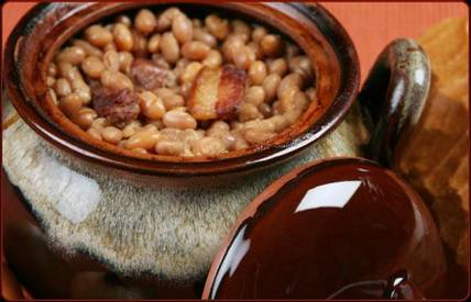 Boston Baked Beans With Bacon!