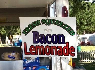 Bacon Lemonade?!!