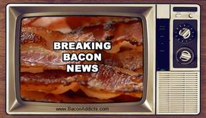 Lights. Camera. Bacon!!