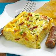 Bacon & Eggs Casserole!