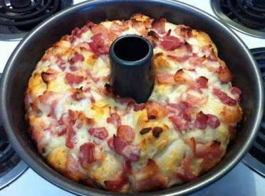 Bacon Bread!