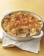 Skillet Bacon Mac N Cheese!