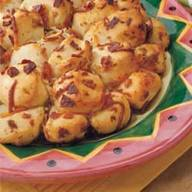 Pull Apart Bacon Bread!