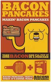 Bacon Pancakes!