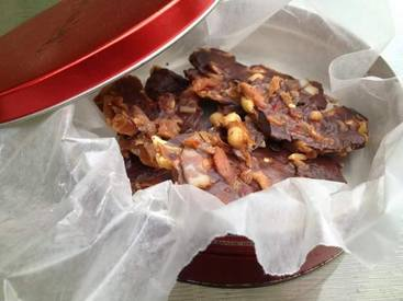 Bacon Toffee!