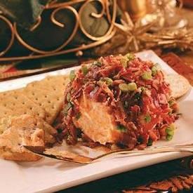 Chutney Bacon Cheese Ball!