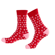 BACON CREW SOCKS - SAVE $4.00 OFF!