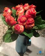 Bacon Roses!