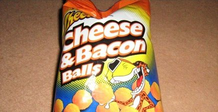 Bacon Cheetos!