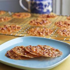 Bacon Lace Cookies!