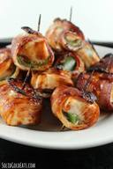 Bbq Bacon Chicken Jalepeno Bites!