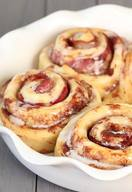 Bacon Cinnamon Rolls!