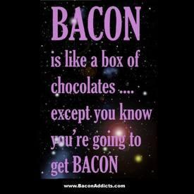Bacon Like Chocolates?