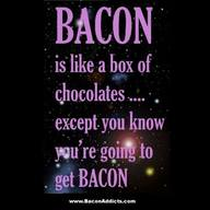 Bacon Like Chocolates?