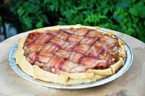 Bacon Berry Pie!