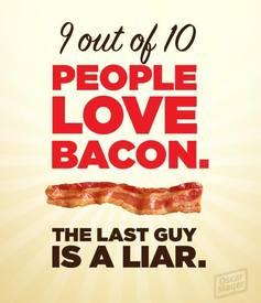 Bacon Love!