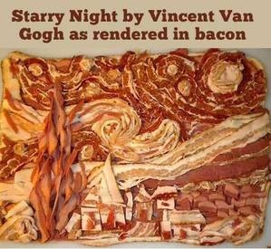 Bacon Art!