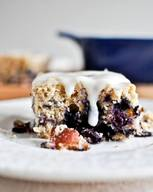 Blueberry Bacon Cake!