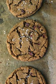 Smoky Bacon Ginger Cookies!