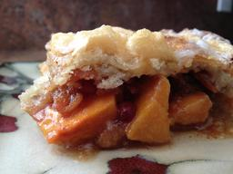Brandy Bacon Caramel Studded Strudel!!