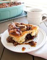 Pecan Bacon Sticky Buns!