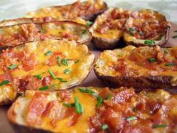 Bacon Potato Skins!
