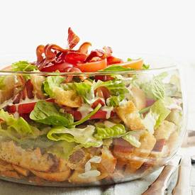 Layered Blt Salad!