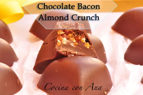 Bacon Almond Butter Crunch!